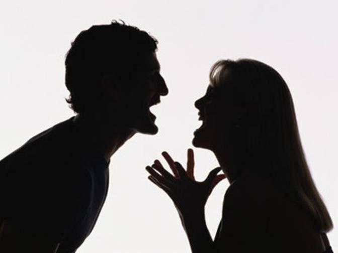 Resultado de imagen para pelear con tu pareja
