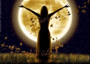 Hechizos de amor efectivos con la Luna llena