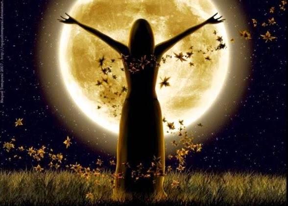 Hechizos de amor con la Luna llena